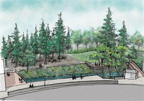 Reimagine Creek Park Image