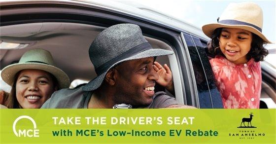 MCE EV Rebate